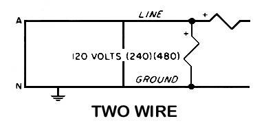 1P2Wwiringvolts wiring diagrams bay city metering nyc 240 volt photocell wiring diagram at fashall.co