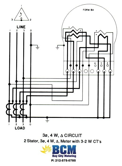 Wiring Diagrams - Bay City Metering NYC on 4-way circuit diagram, 4 wire trailer diagram, 4 wire cable, 4 wire plug, 4 wire electrical wiring, 4 wire alternator, 4 wire circuit, 4 wire solenoid, 4 wire fan diagram, 4 wire transformer, 4 wire compressor, 4 wire regulator, 4 wire relay, 4 wire furnace diagram, 4 wire coil, 4 wire headlight, 4 wire switch diagram, 4 wire generator, 4 wire parts, 4 wire arduino diagram,
