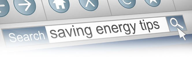 Saving Energy Tips, Conservation